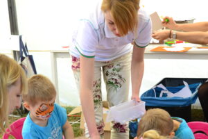 Huta Czestochowa Piknik Rodzinny z okazji Dnia Dziecka 023