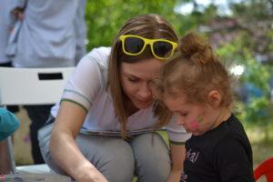 Huta Czestochowa Piknik Rodzinny z okazji Dnia Dziecka 031