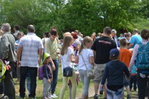 Huta Czestochowa Piknik Rodzinny z okazji Dnia Dziecka 041