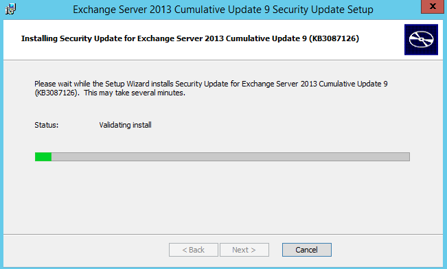 Security-Update-For-Exchange-2013-CU9-KB3087126-Installation12