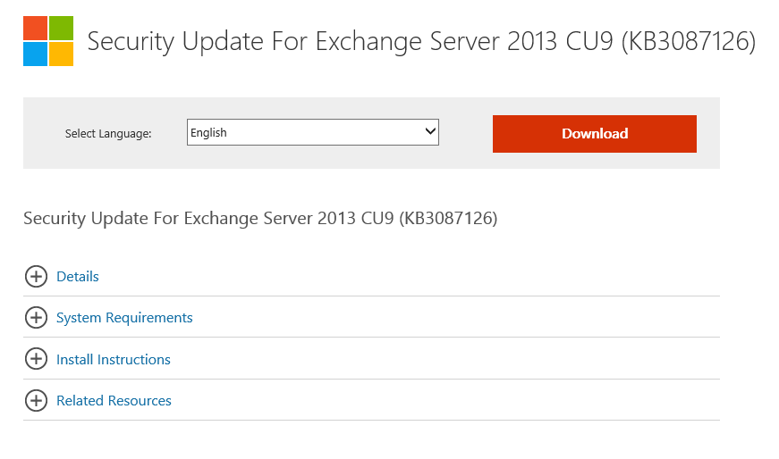 Security-Update-For-Exchange-2013-CU9-KB3087126-Installation5