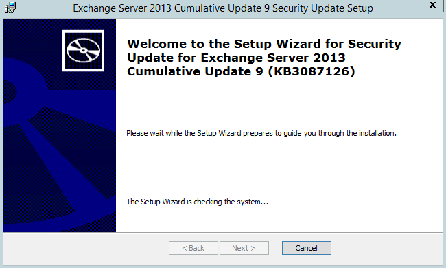 Security-Update-For-Exchange-2013-CU9-KB3087126-Installation8