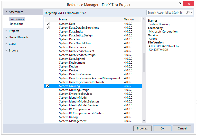 DocX-VisualStudio-HelloWorld-Example9.1
