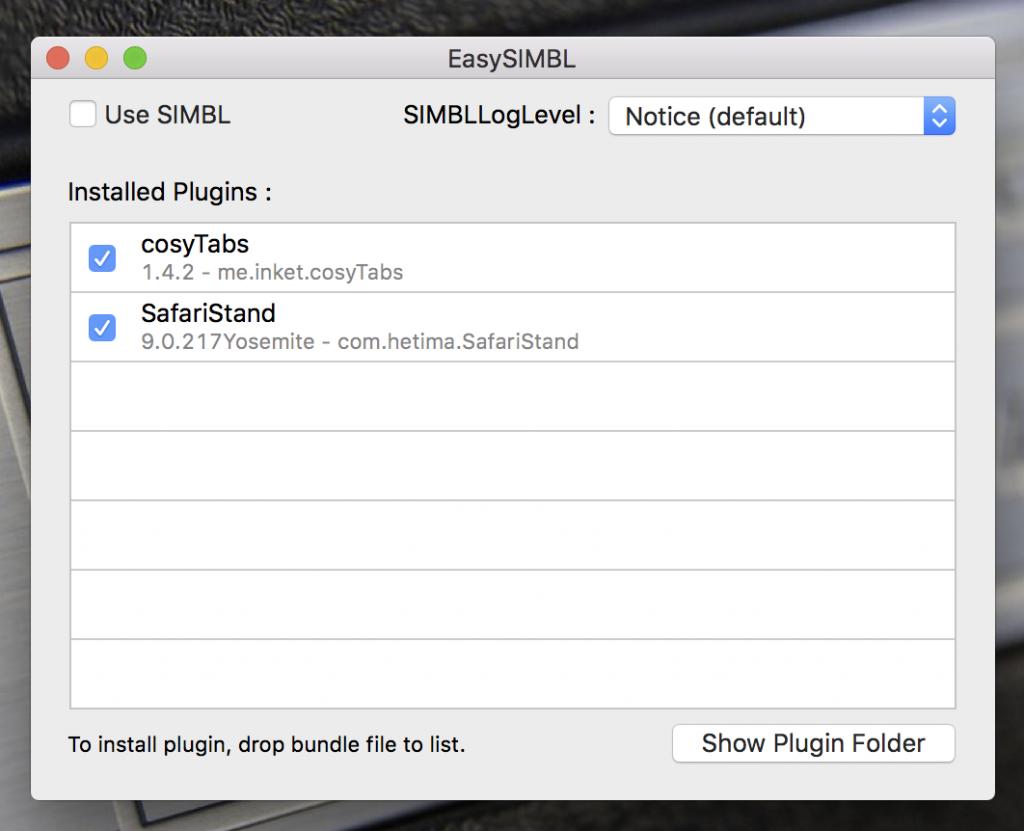 SIMBL-SafariStand-Safari9-EasySIMBL-1