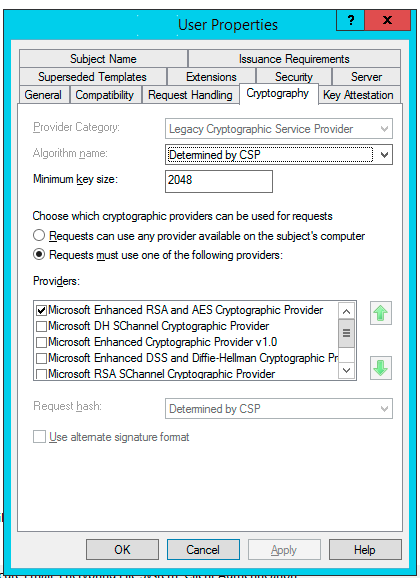 Windows Server - How to change SHA1 to SHA256, SHA384 or SHA512 ...