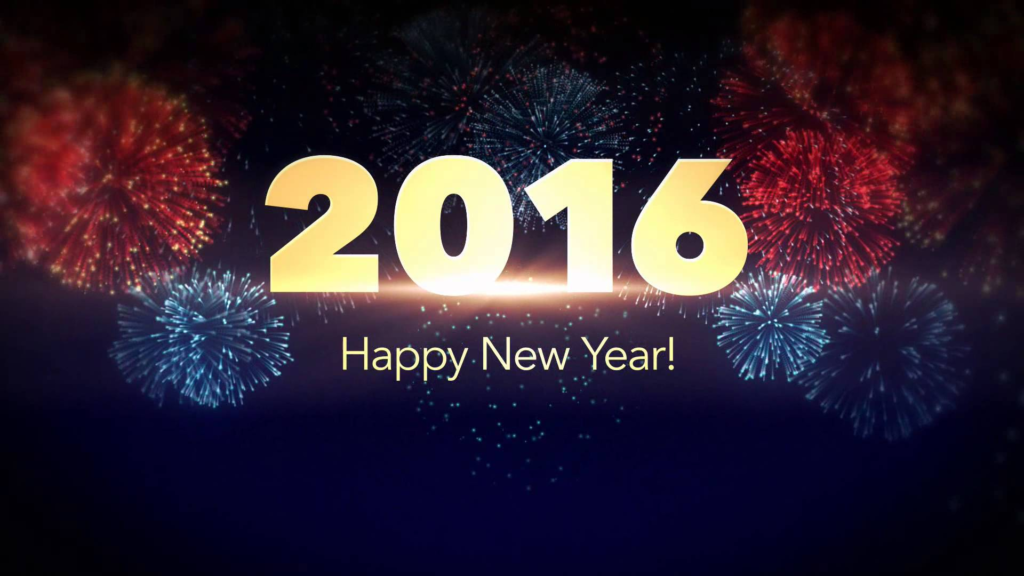 Evotec Happy New Year 2016