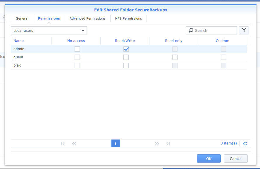 How to backup FTP to Synology Station - Evotec