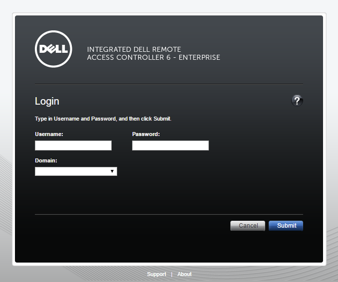 How to change DELL iDRAC password remotely - Evotec