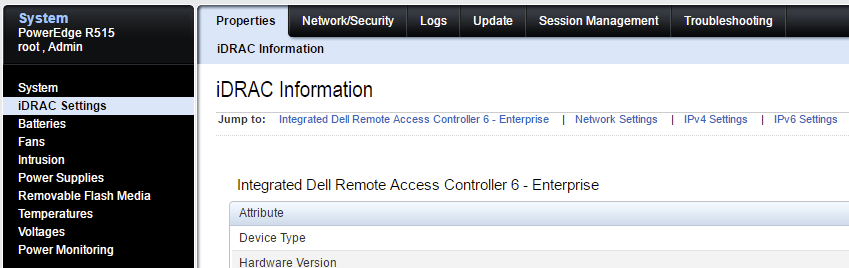 How to change DELL iDRAC password remotely - Evotec