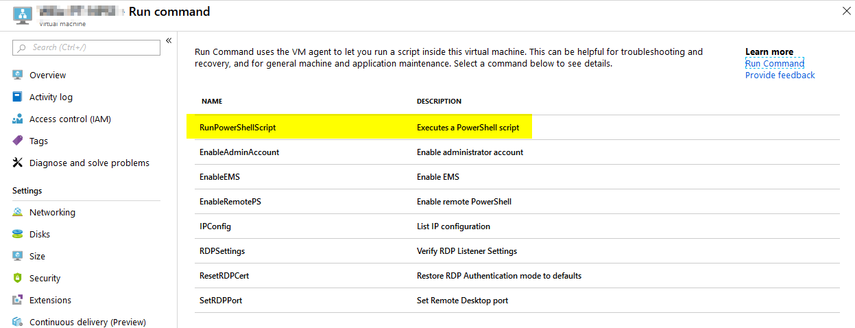 Accessing AzureVM with NLA and broken domain trust