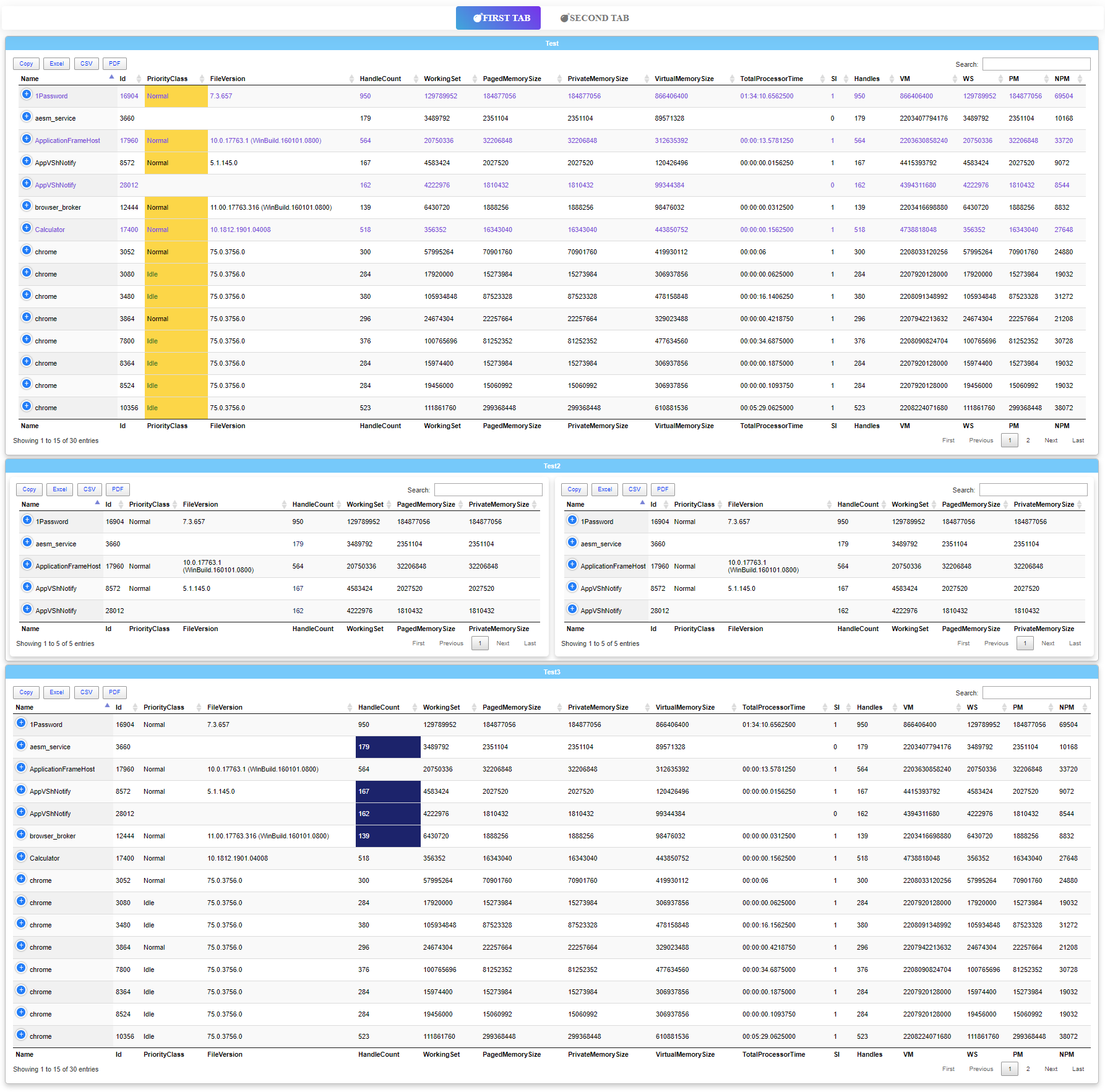 Dashimo - Easy Table Conditional Formatting and more - Evotec